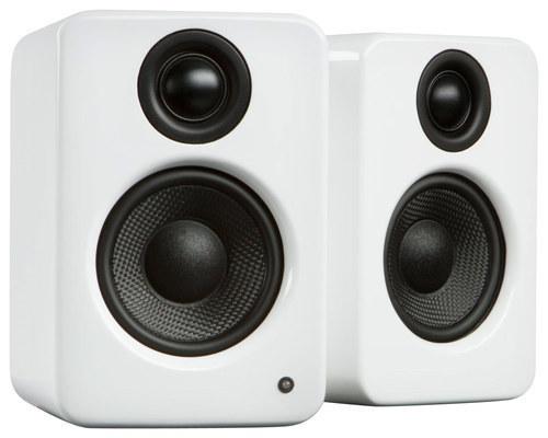 Kanto - YU2 3 2-Way Powered Desktop Speakers (Pair) - Gloss White