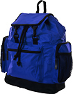 Trademark Global - Toppers Avalon Sport Backpack - Royal/Black