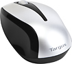 Targus - Wireless Optical Mouse - Silver