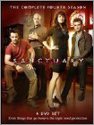 Sanctuary: The Complete Fourth Season [4 Discs] - AC3 - DVD
