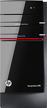 HP - Pavilion HPE Desktop - 10GB Memory - 1TB Hard Drive