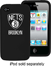 Tribeca - Brooklyn Nets Soft Shell Case for Apple iPhone 4 and 4S - Black