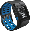 Nike - SportWatch GPS Powered By TomTom - Black/Blue