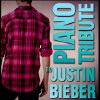 Piano Tribute To Justin Bieber - Various - CD
