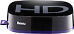 Roku - HD Streaming Player - Black/Purple