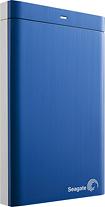 "Seagate - Backup Plus 1 TB 2.5"" External Hard Drive - Retail - Blue"