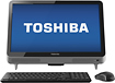 "Toshiba - 23"" All-In-One Computer - 6GB Memory - 1TB Hard Drive"