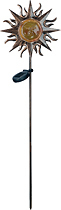 Smart Solar - Helios Solar Stake Light - Bronze