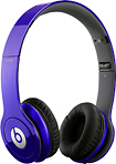Beats By Dr Dre - Beats Solo High-Definition On-Ear Headphones - Grape