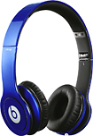 Beats By Dr Dre - Beats Solo High-Definition On-Ear Headphones - Metallic Blue