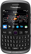 Boost Mobile - BlackBerry Curve 9310 No-Contract Mobile Phone - Black