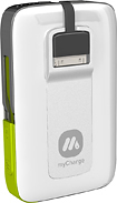 myCharge - Summit Portable Battery for Select Apple and Micro USB Devices