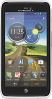 Motorola - Atrix HD 4G Mobile Phone - White (AT&T)