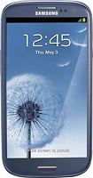 Samsung - Galaxy S III with 16GB Mobile Phone - Pebble Blue (Sprint)