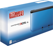 3DS XL (Blue/Black)