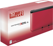 Nintendo - Nintendo 3DS XL (Red/Black)