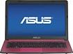 """Asus - 14"""" Laptop - 4GB Memory - 320GB Hard Drive - Matte Pink"""