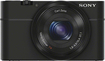 Sony - DSC-RX100 202-Megapixel Digital Camera - Black