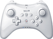 Nintendo - Pro Controller for Nintendo Wii U - White