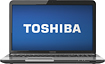 "Toshiba - Satellite 17.3"" Laptop - 4GB Memory - 640GB Hard Drive - Mercury Silver"