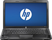 "HP - 15.6"" Laptop - 4GB Memory - 320GB Hard Drive - Black Licorice"