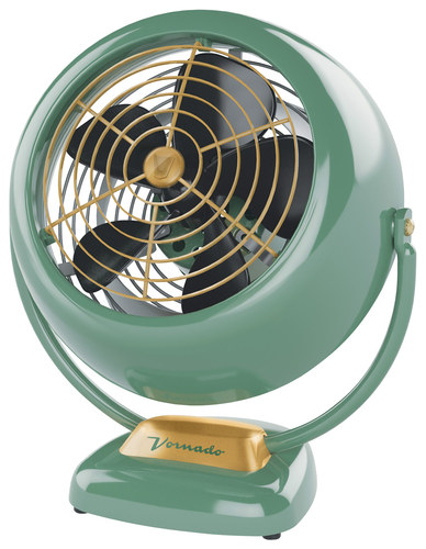 Vornado - Vintage Air Circulator Fan - Green