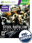 Steel Battalion: Heavy Armor - PRE-OWNED - Xbox 360