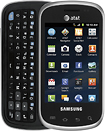 AT&T GoPhone - Samsung Galaxy Appeal i827 No-Contract Mobile Phone - Silver