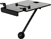 Center Stage Bracket - Shelf Bracket for Xbox Kinect and Nintendo Wii Sensory Cameras - Black