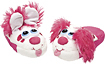 Stompeez - Puppy Slippers - Pink
