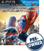 The Amazing Spider-Man - PRE-OWNED - PlayStation 3
