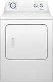 Amana - 7.0 Cu. Ft. 12-Cycle Electric Dryer - White NED4700YQ