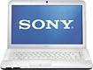 "Sony - 14"" Geek Squad Certified Refurbished Laptop - 6GB Memory - 640GB Hard Drive - Glacier White"