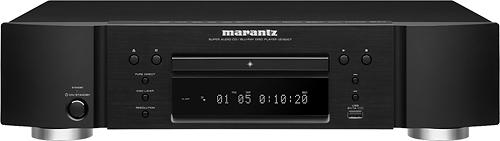 Marantz - UD5007 - Streaming 3D Wi-Fi Ready Blu-ray Player - Black