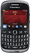 BlackBerry - Curve 9310 Mobile Phone - Black (Verizon Wireless)
