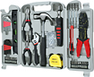 Trademark Games - Trademark Tools 130-Piece Hand Tool Set