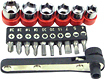 Trademark - Trademark Tools 17-Piece Deluxe Mini Ratchet Screwdriver Set