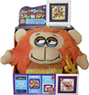 MushABellies - Mungo Monkey MushABelly Plush Toy