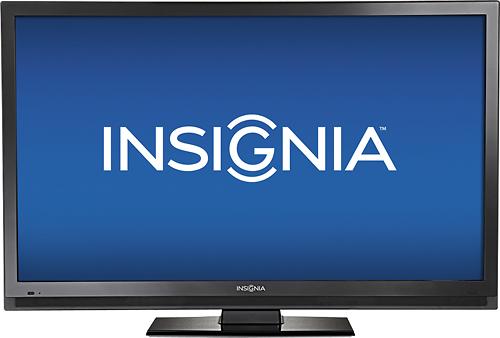 "Insignia - 50"" Class (49-1/2"" Diag.) - LCD - 1080p - 120Hz - HDTV"