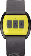Scosche RHYTHM Armband Pulse Monitor - Yellow/Black - RTHMA1.5