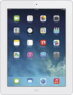 Apple - iPad with Retina display Wi-Fi - 64GB - White