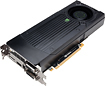 NVIDIA - GeForce GTX 660 Ti 2GB GDDR5 PCI Express 30 Graphics Card