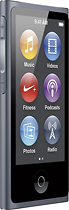 Apple - iPod nano 16GB MP3 Player (7th Generation - Latest Model) - Slate