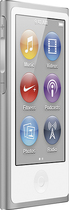 Apple - iPod nano 16GB MP3 Player (7th Generation - Latest Model) - Silver