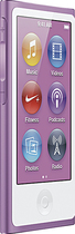 Apple - iPod nano 16GB MP3 Player (7th Generation - Latest Model) - Purple