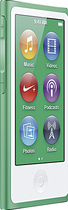 Apple - iPod nano 16GB MP3 Player (7th Generation - Latest Model) - Green
