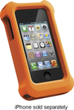 LifeProof - LifeJacket for Apple iPhone 4 and 4S - Orange