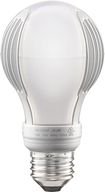 Insignia - 800-Lumen, 13-Watt Dimmable LED Light Bulb, 60-Watt Equivalent - Warm White