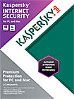 Kaspersky Internet Security 2013 (3-User) (1-Year Subscription)