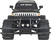 New Bright - Bad Street Remote-Controlled Hummer H3